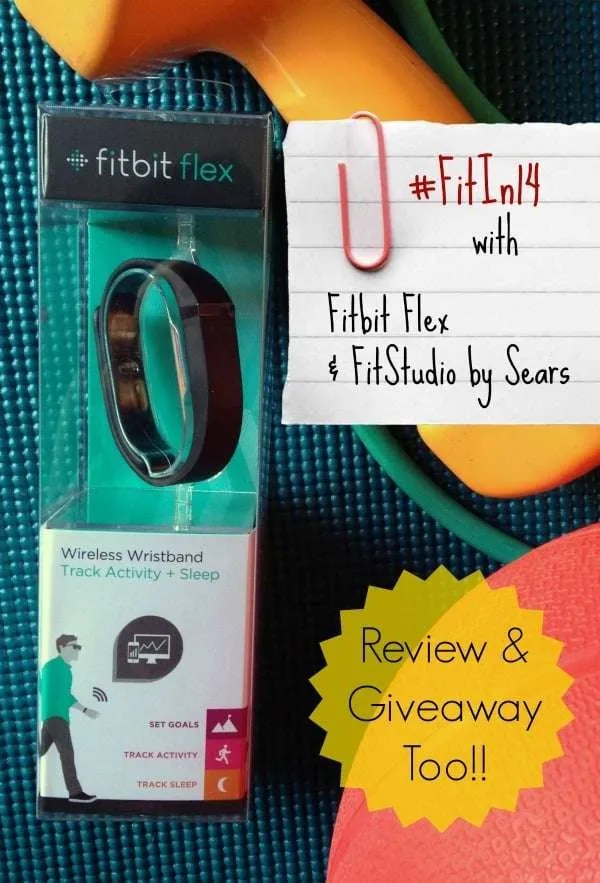 Get #FitIn14 with Fitbit and FitStudio by Sears