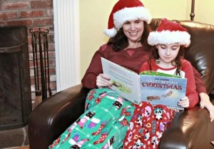 Creating Holiday Memories with Joe Boxer Pajamas