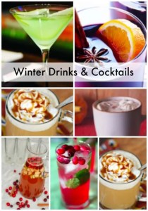 Drinks and Cocktails to Warm Your Spirits for Winter
