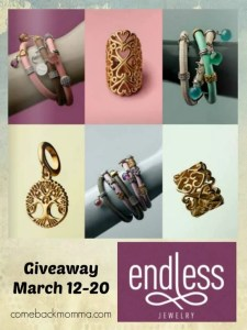 Endless jewelry giveaway