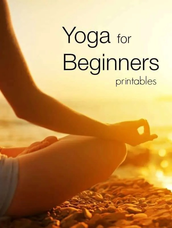 Yoga for Beginners Printables