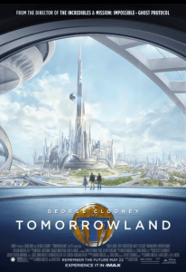 family movie - tomorrowland