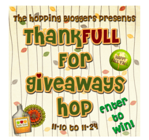 ThankFULL for Giveaways Hop – $50 Amazon Gift Card