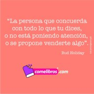 Frase de Bud Holiday