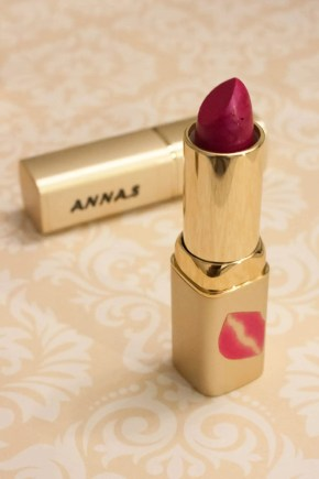 Anna S. Lipsticks Natural - Handmade - Organic - For Black Women