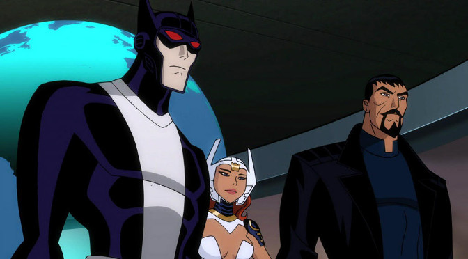 Comic Book Noise 554: Justice League Gods and Monsters