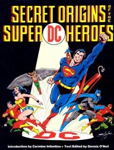 Secret Origins of the DC Superheroes