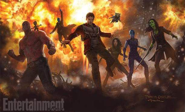 ComicBookNoise720: Guardians Of The Galaxy 2