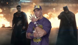 Batman v Superman v John Cena