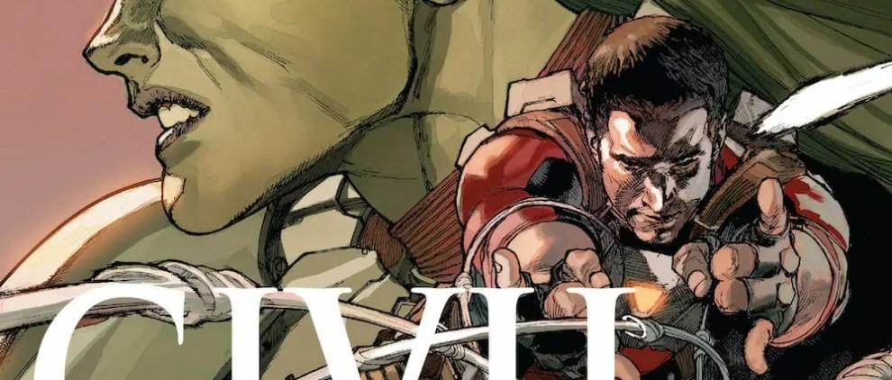 Secret Wars: Civil War #3 1