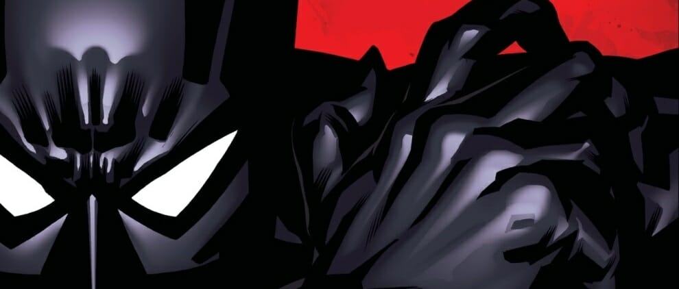 Batman Beyond Rebirth #1 Front Cover