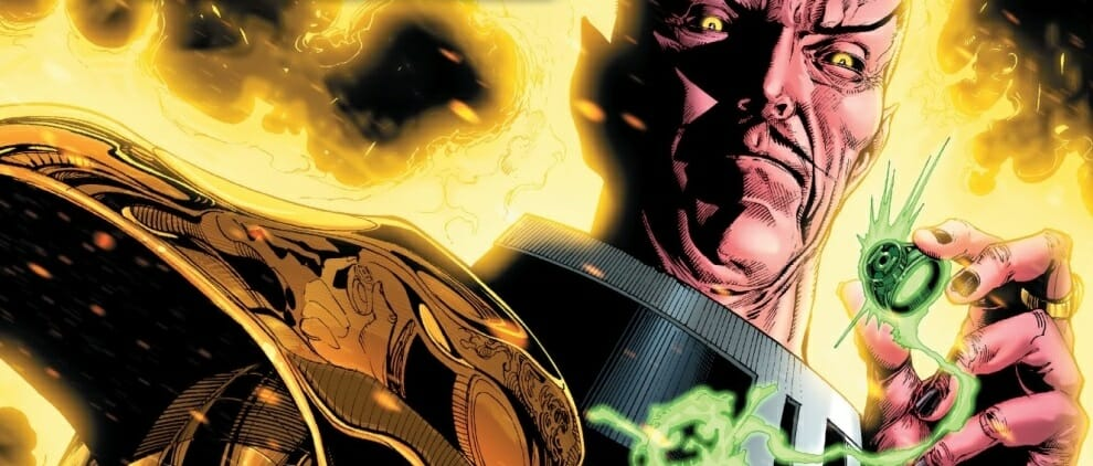 Hal Jordan And The Green Lantern Corps #4 Front Page