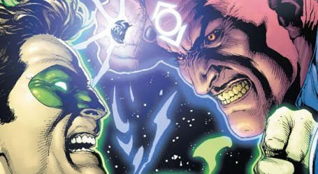 Avant-Première VO: Review Green Lantern #9