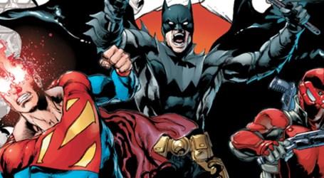 DC Comics In September 2012: DC Universe