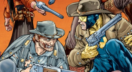 Avant-Première VO: Review All-Star Western #20