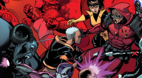 Avant-Première VO: Review Wolverine And The X-Men #37