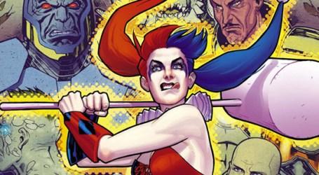 Preview: Harley Quinn #0