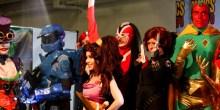 [FRENCH] Ce dimanche, dernière journée de la Paris Comics Expo, était aussi l'occasion d'un concours de cosplay qui aura permis de croiser de nombreux super-héros […]