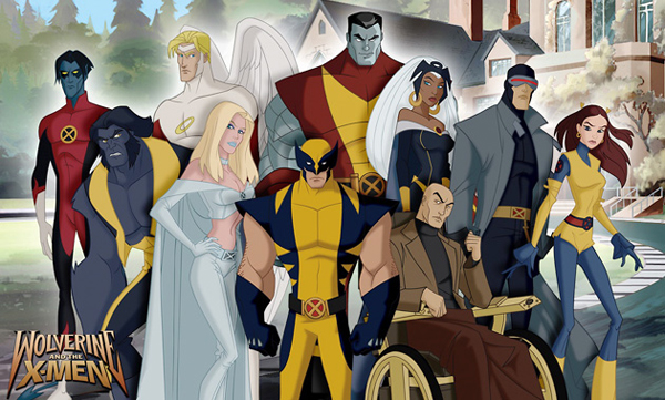 DVD Review: Wolverine and the X-Men - The Complete Series
