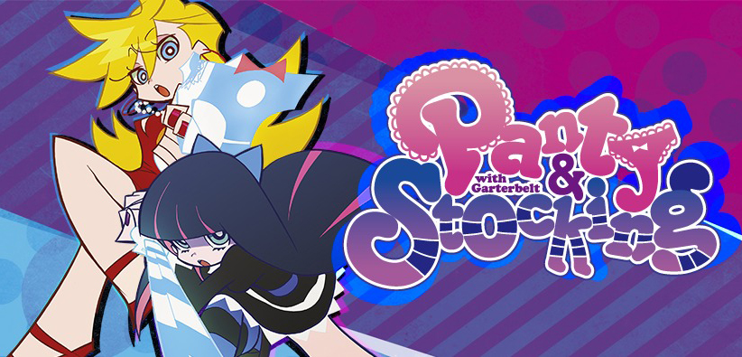Blu-Ray Review: Panty & Stocking (With Garterbelt) Series Collection - Purple Edition