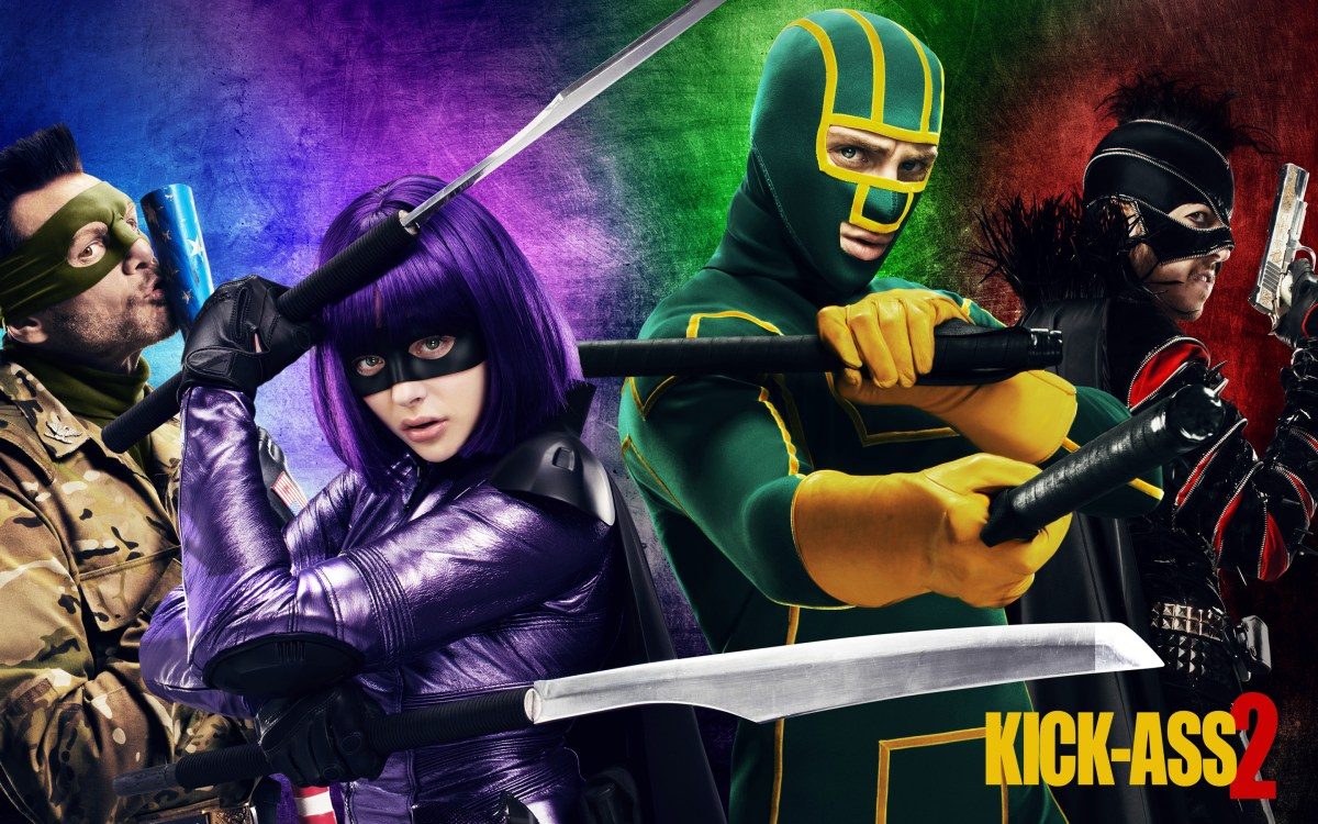 Movie Review: Kick-Ass 2