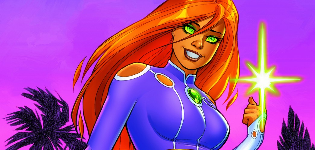 Comic Review: Starfire #1