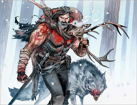 Comic Review: Klaus #1
