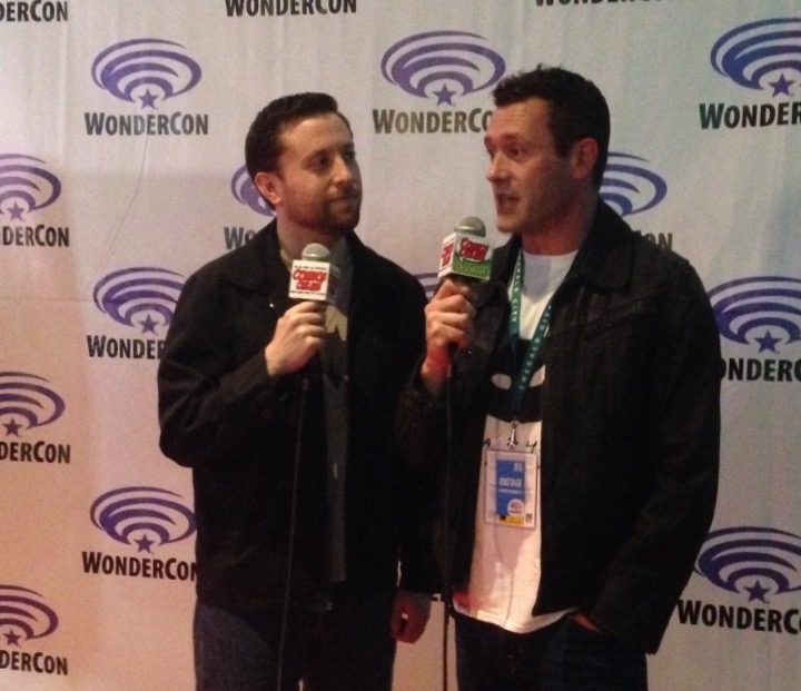 WonderCon 2016: Interview with Jason O'Mara (Justice League VS Teen Titans)