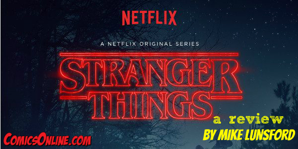 TV Review: Stranger Things