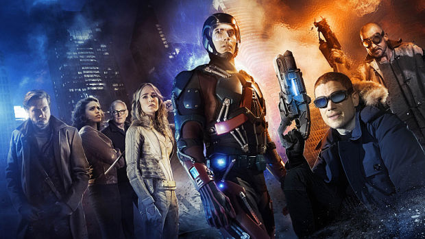 Blu-ray Review: DC's Legends of Tomorrow: The Complete First Season