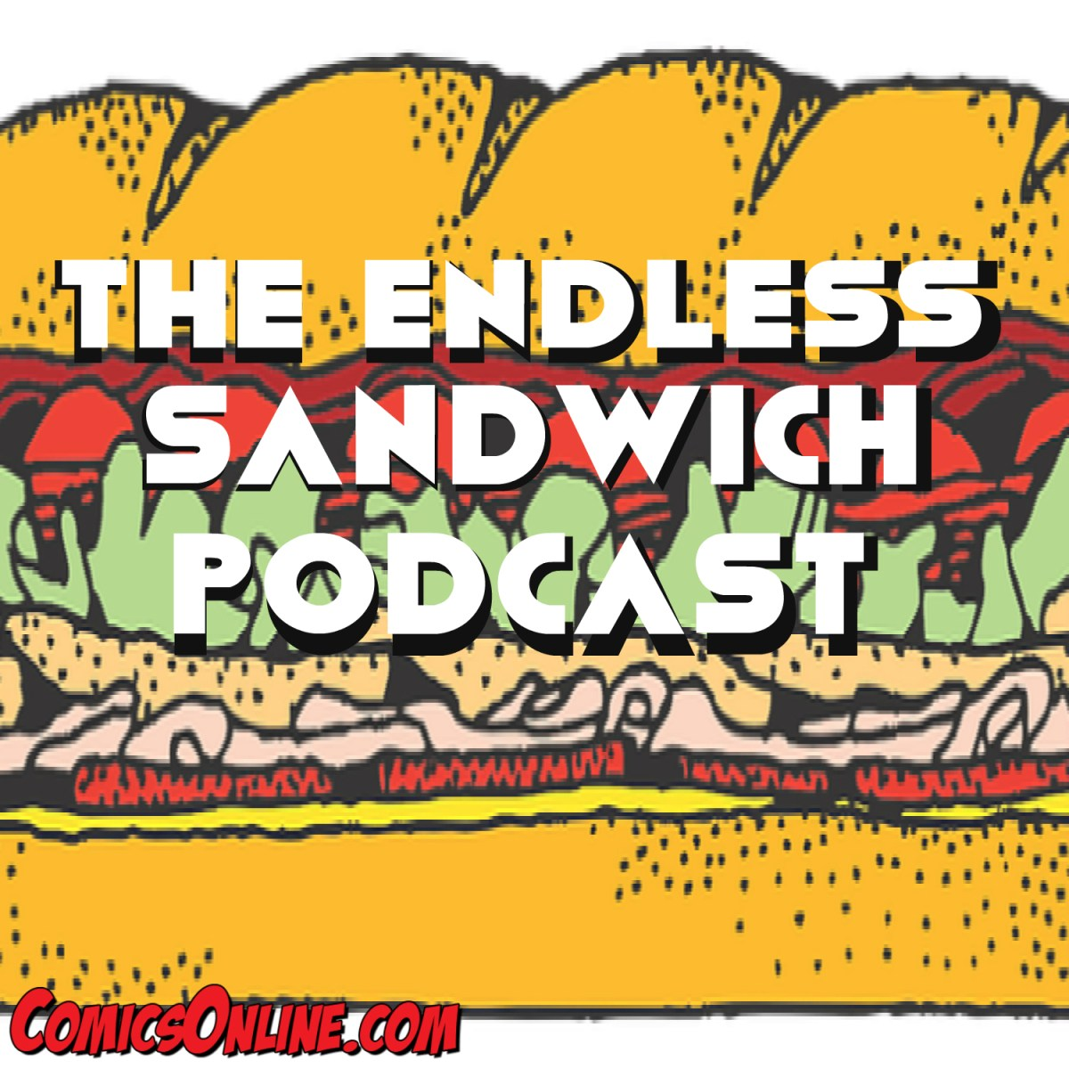 Podcast: The Endless Sandwich Episode 1