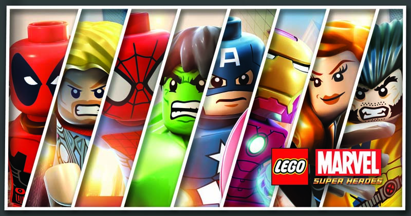 Game Review: LEGO Marvel Super Heroes - PlayStation 3