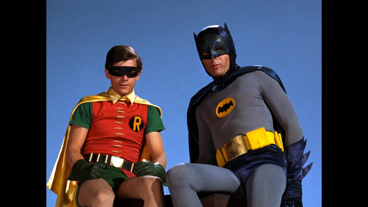 Blu-ray Review: Batman: The Complete Television Series