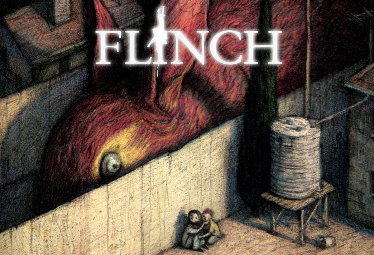 Comic Review: Flinch by Gestalt Publishing