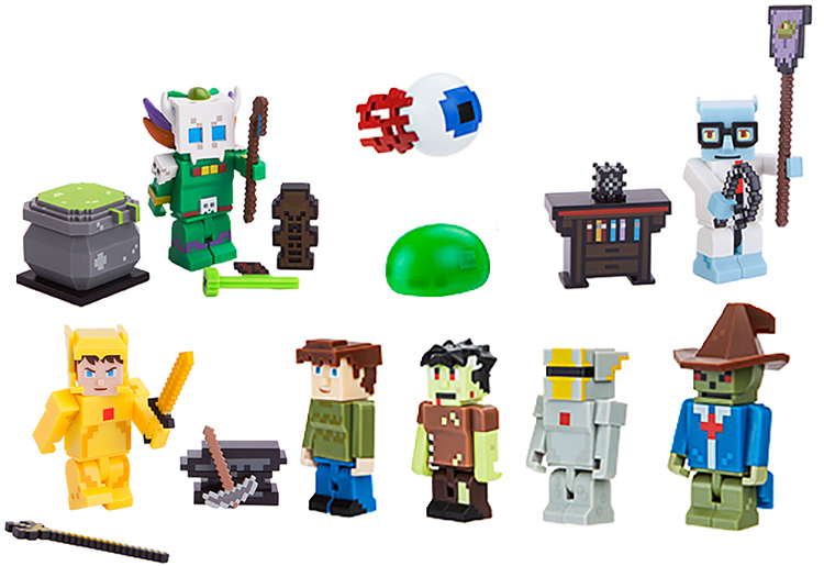 Collectable Review: Terraria Toy Line