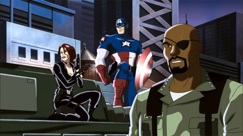Blu-ray Review: Ultimate Avengers Movie Collection and Marvel Animated Features Collection