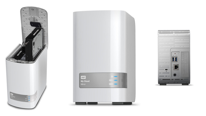 Gear Review: Western Digital My Cloud Mirror