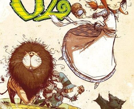 Le Magicien d'Oz édition Panini