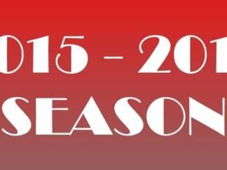 2015-2016 season