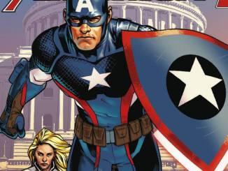 Captain America Steve Rogers 1