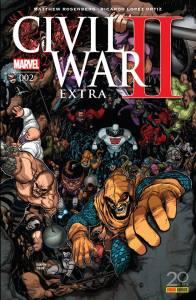 CIVIL WAR II EXTRA 2