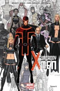 UNCANNY X-MEN 6