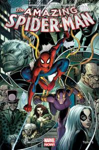 AMAZING SPIDER-MAN 5