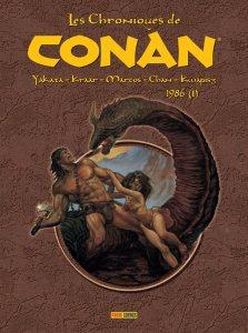 LES CHRONIQUES DE CONAN 1986 (I)