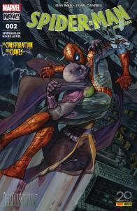 SPIDER-MAN HORS SERIE 2