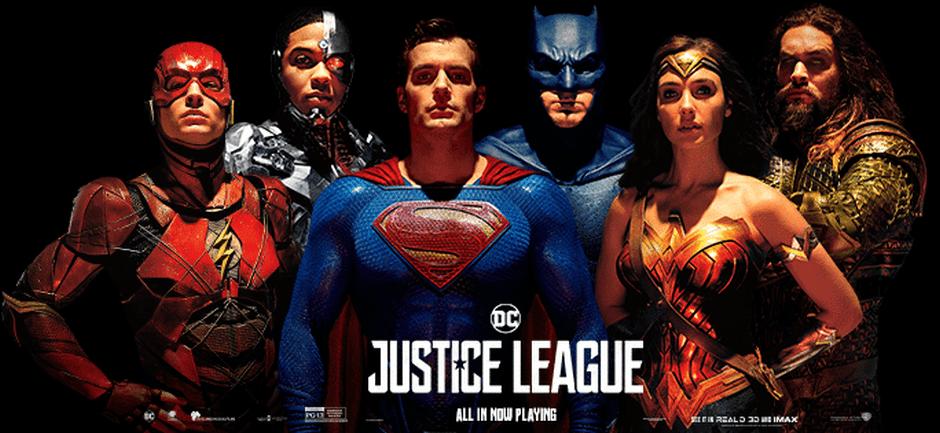 JusticeLeagueMoviePoster