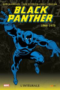 BLACK PANTHER L'INTEGRALE 1966-1975