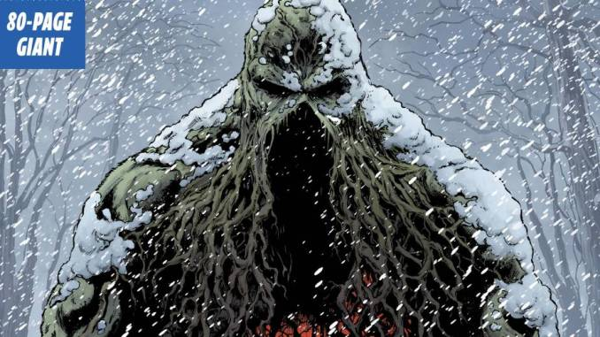 Swamp Thing Winter Special