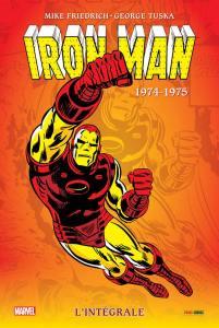 IRON MAN L'INTEGRALE 1974-75