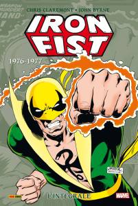 IRON FIST, L'INTEGRALE 1976-77